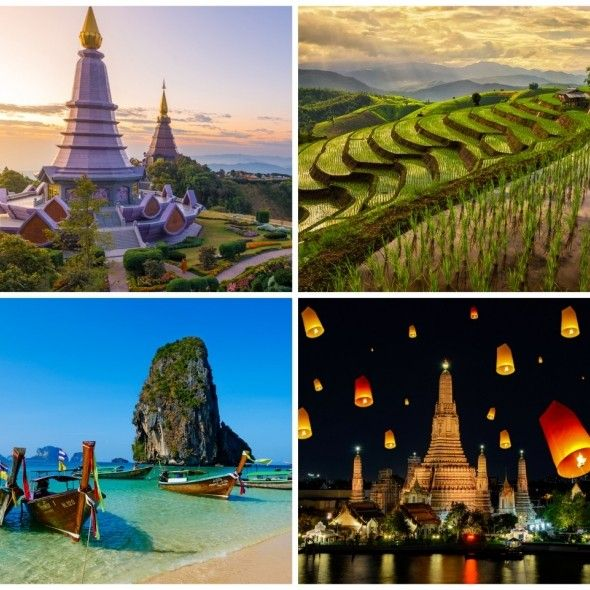 Best Places For Christmas Vacation Usa: The Best Time Of Year To Visit Thailand : The Fun Holiday