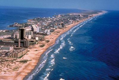 Best Beach In Corpus Christi Area