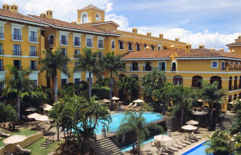 It May Be Not Too Much To Say That Costa Rica Marriot Is One Of The Best Hotels In Entire Mexico And Central America
