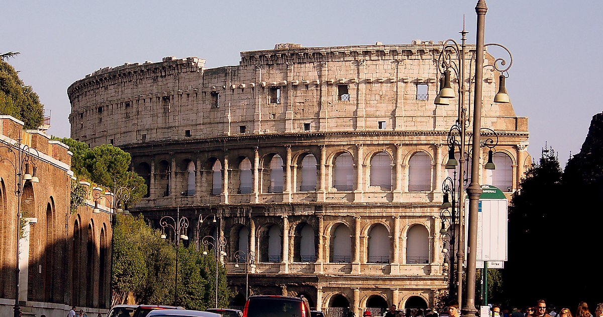 The Best Places To Go In Rome For Great World Heritages